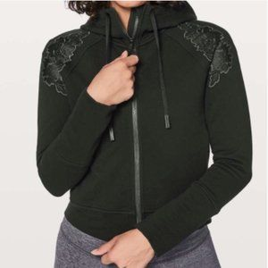 Lululemon Embroidered To You Hoodie size 6